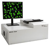 Digital IFA microscope